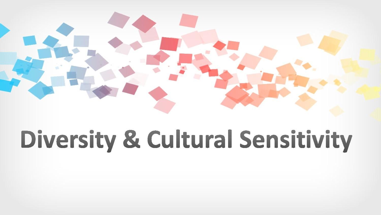 diversity cultural sensitivity training