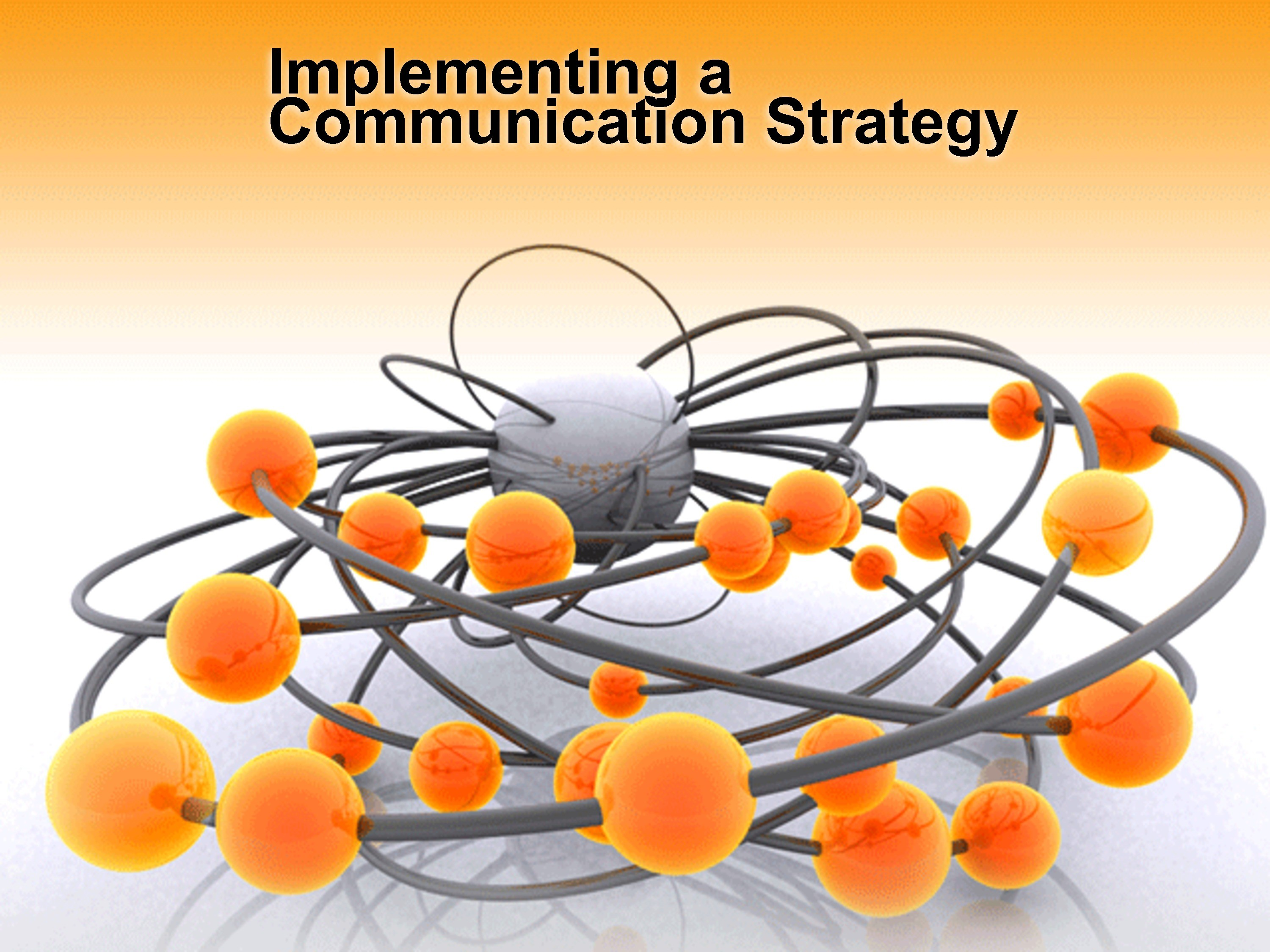 implement a strategy to overcome communication How to overcome communication barriers  a communication failure or partial failure could occur if the media you select for transmittal of a message is .