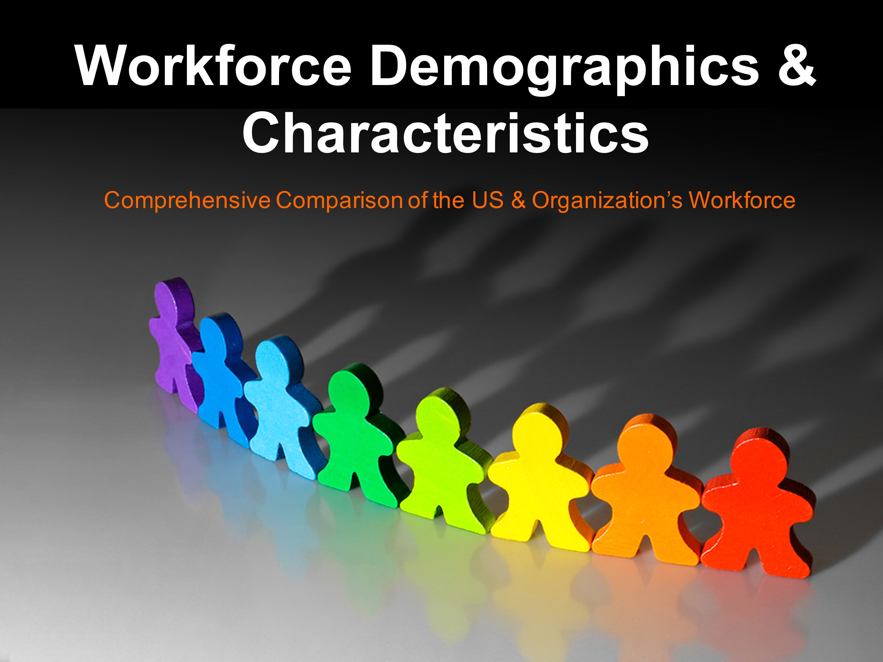 Workforce Demographics & Characteristics