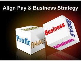 Align Pay & Business Strategy