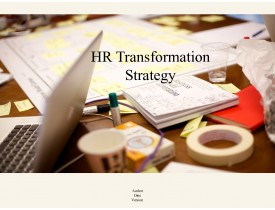 HR Transformation Strategy