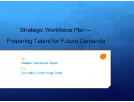 Strategic Workforce Plan