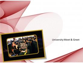 University Meet & Greet