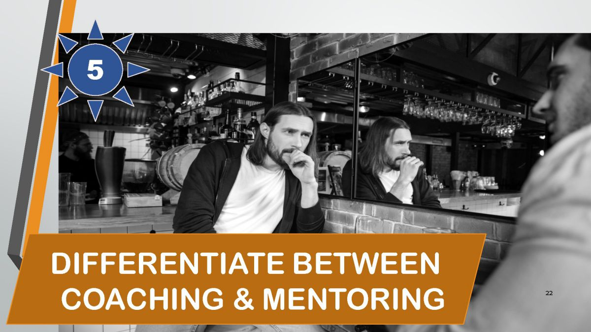 mentoring in workplace In this lesson, we will discuss the different types of mentoring available in the workplace we will also discuss the skills required to be a good.