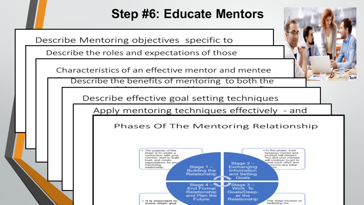 the mentoring program in the american education system Mentoring program mentor and the education committee of the american girotra has been actively involved in education and mentoring of gi.